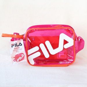 "Fila ""Kathy"" Messenger Bag w/ Detachable Pouch"